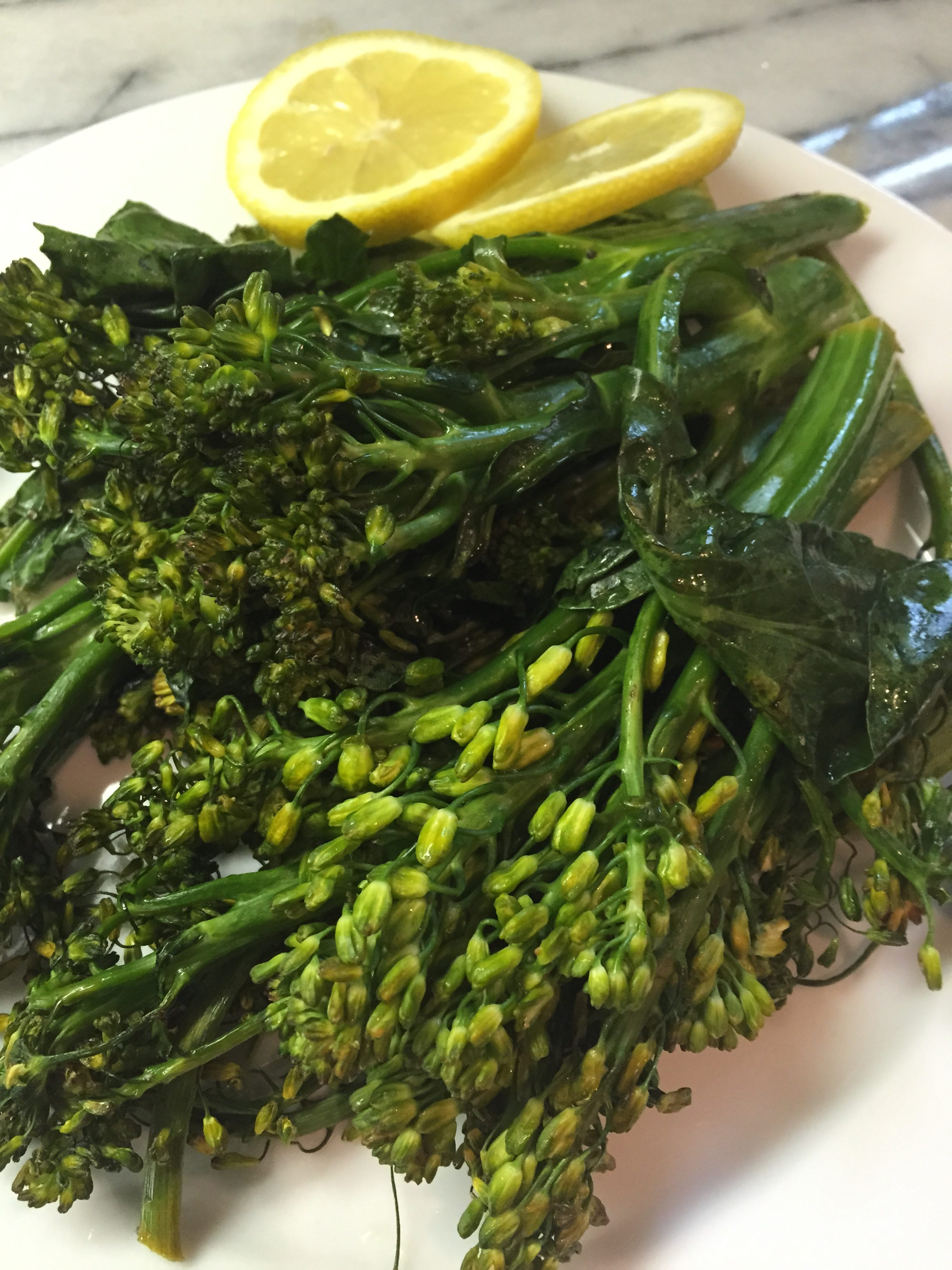 Clean Eating Broccolini