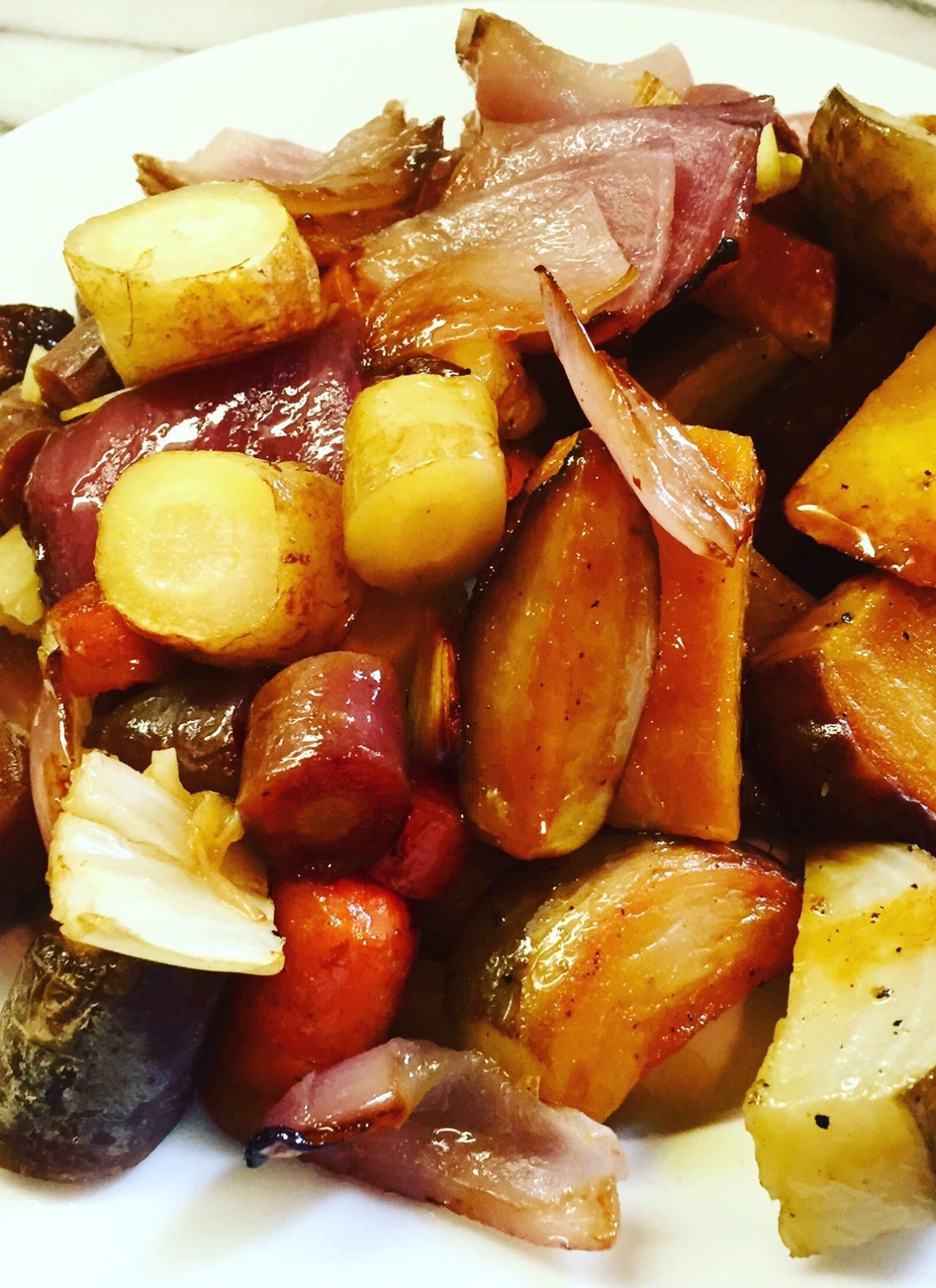 Roasted Beets- Superfood