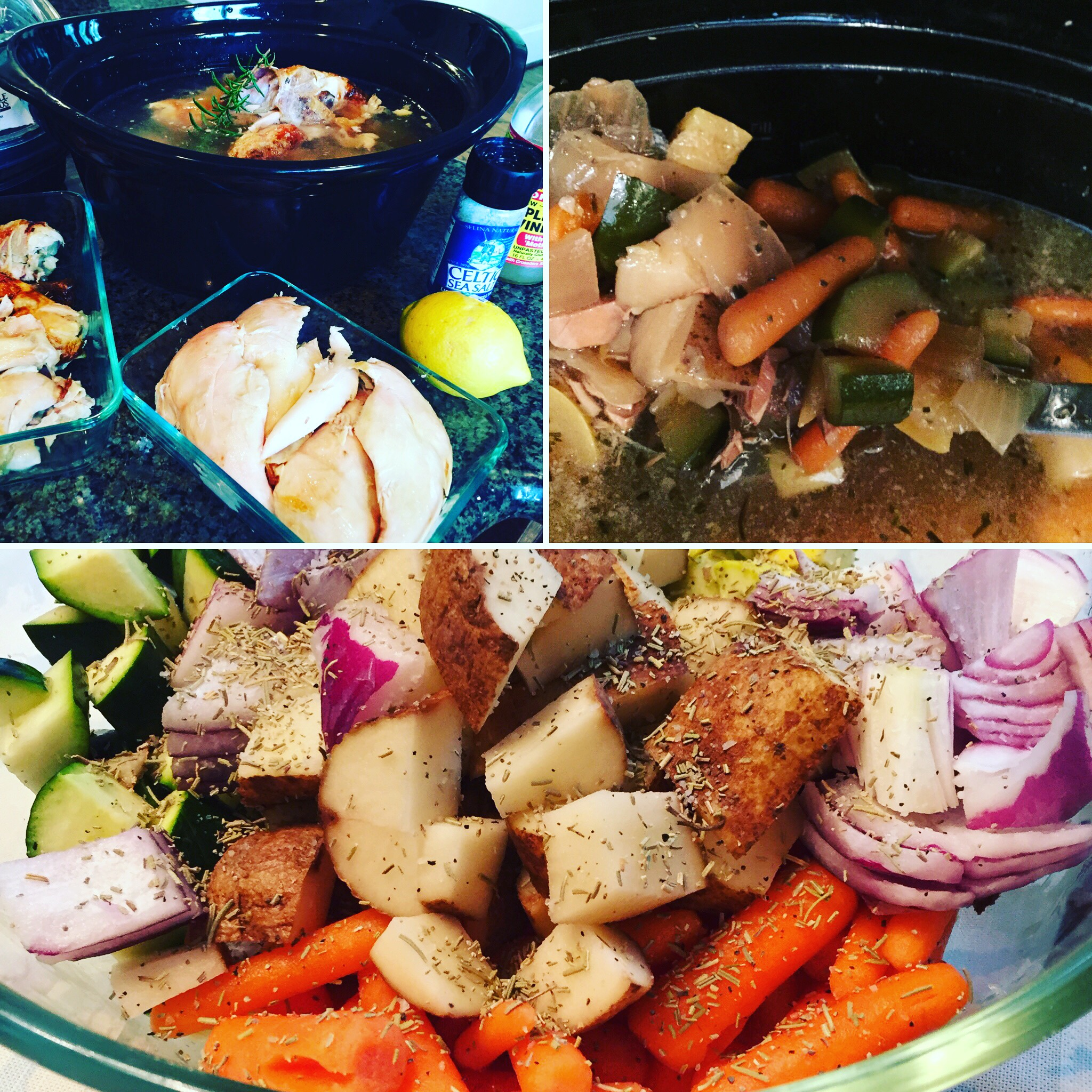 Healing Chicken Bone Broth