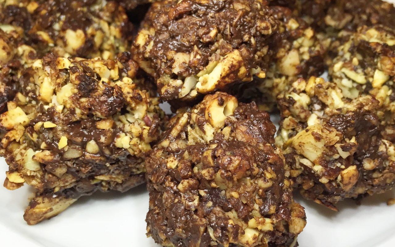 Paleo Nut & Seed Bites