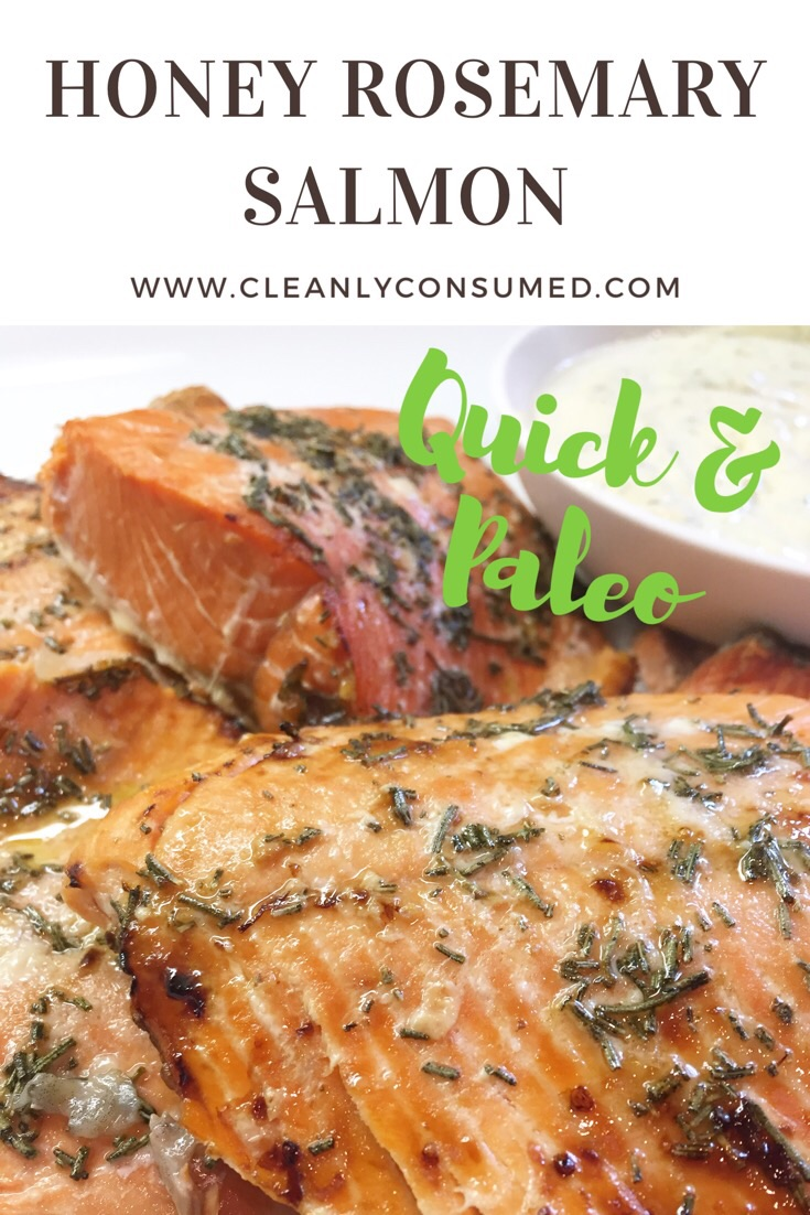 A quick and easy Salmon dish that pleases even those picky eaters.