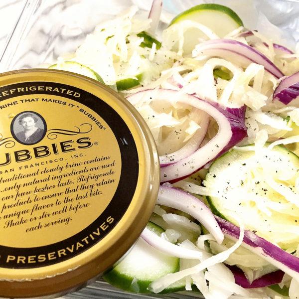 Supportive Sauerkraut Salad