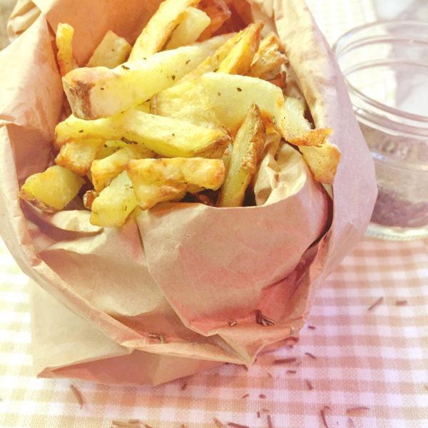 Rosemary Sea-Salt Air Fries