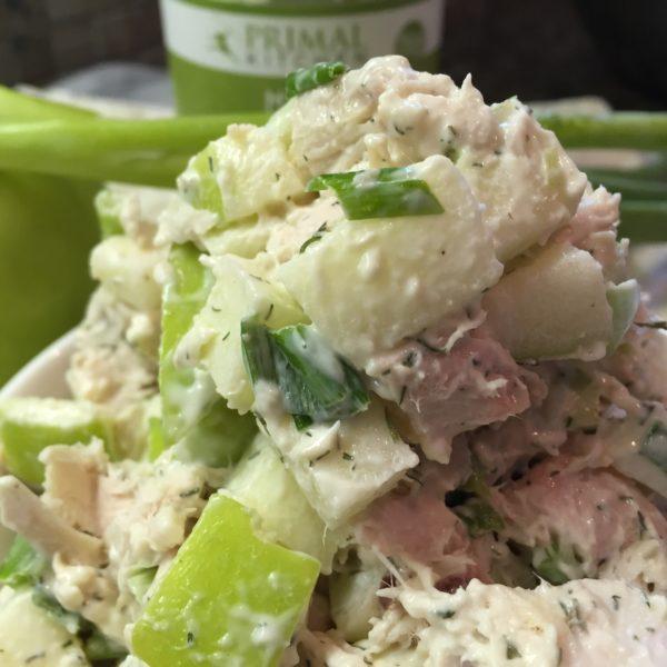 Paleo Southern Chicken Salad