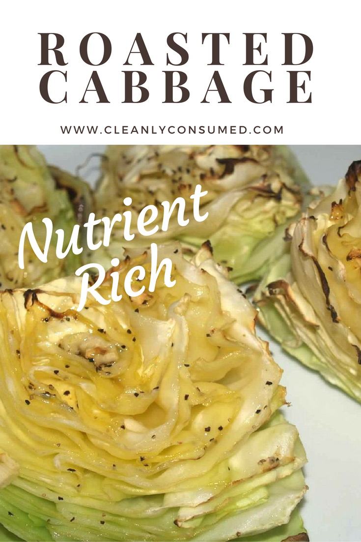 Who knew that these cabbage wedges were so nutrient dense, easy to make and tasty?!