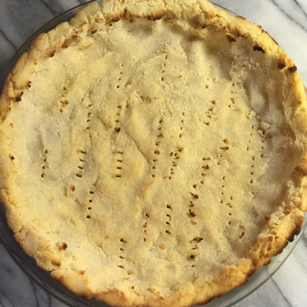 Grain Free Pie Crust