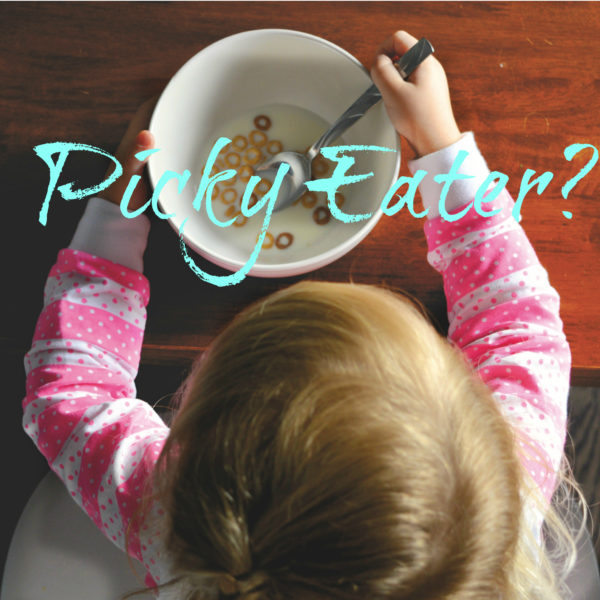 Calling All Picky Eaters- or Parents of Picky Eaters!