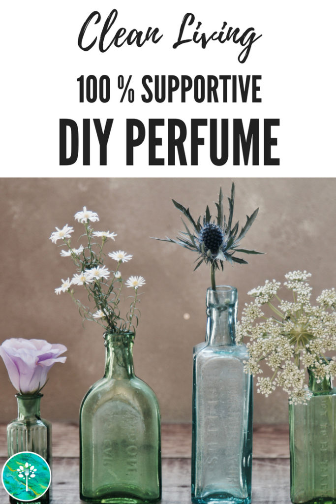 DIY Supportive Perfume