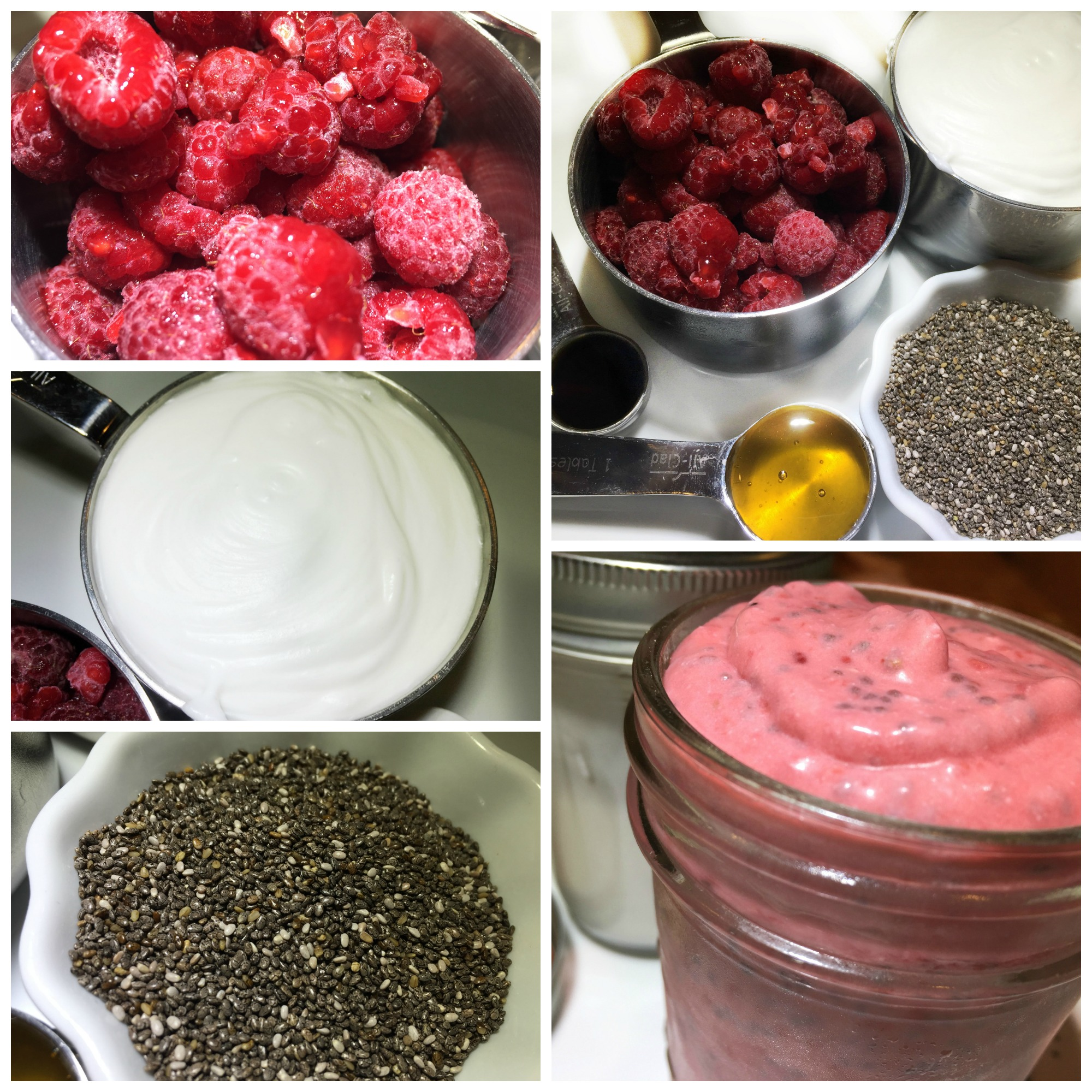 clean eating chia pudding paleo