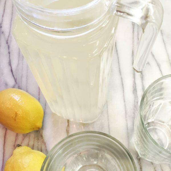Zero Calorie Lemonade