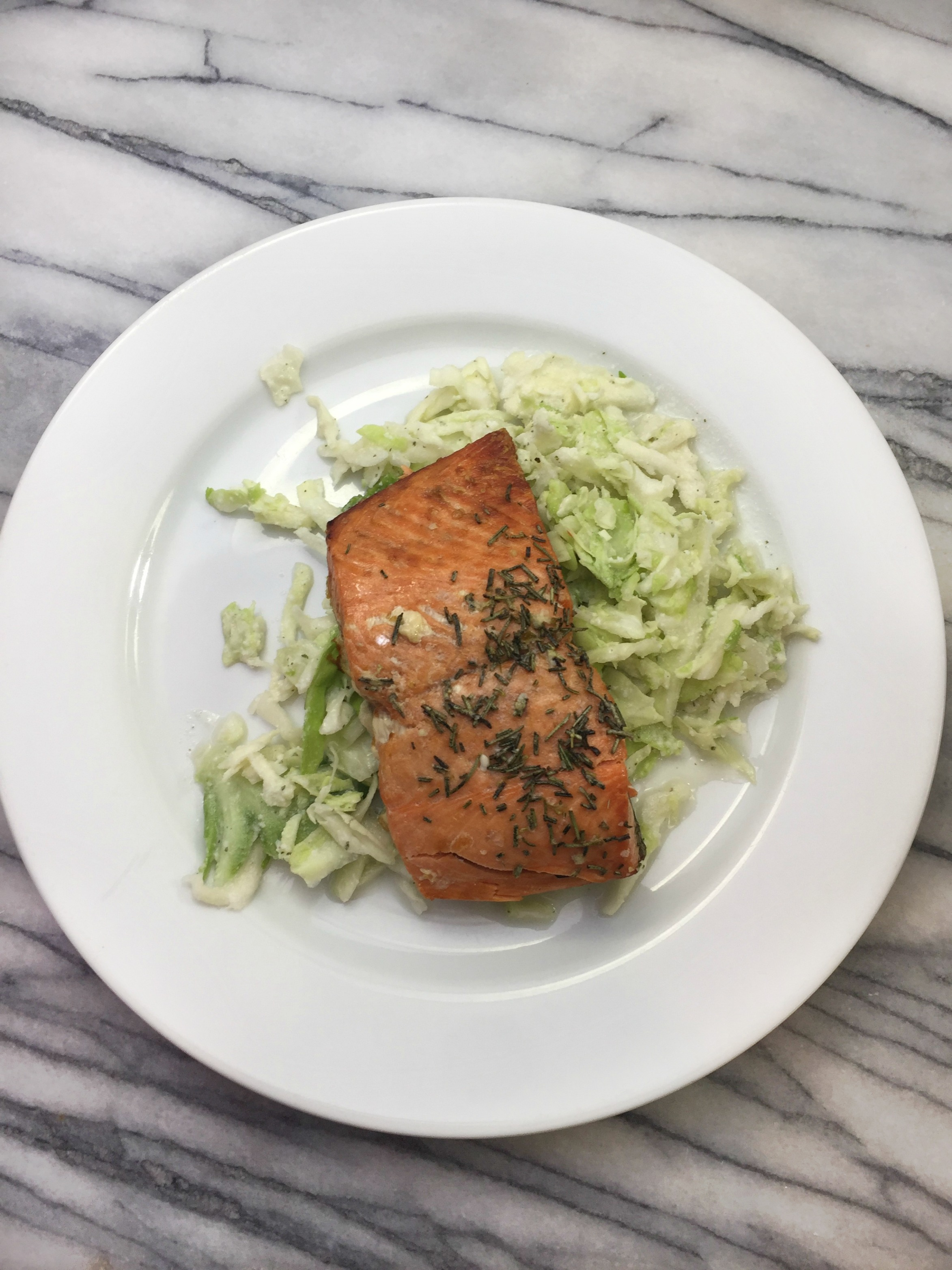 Clean Eating Salmon