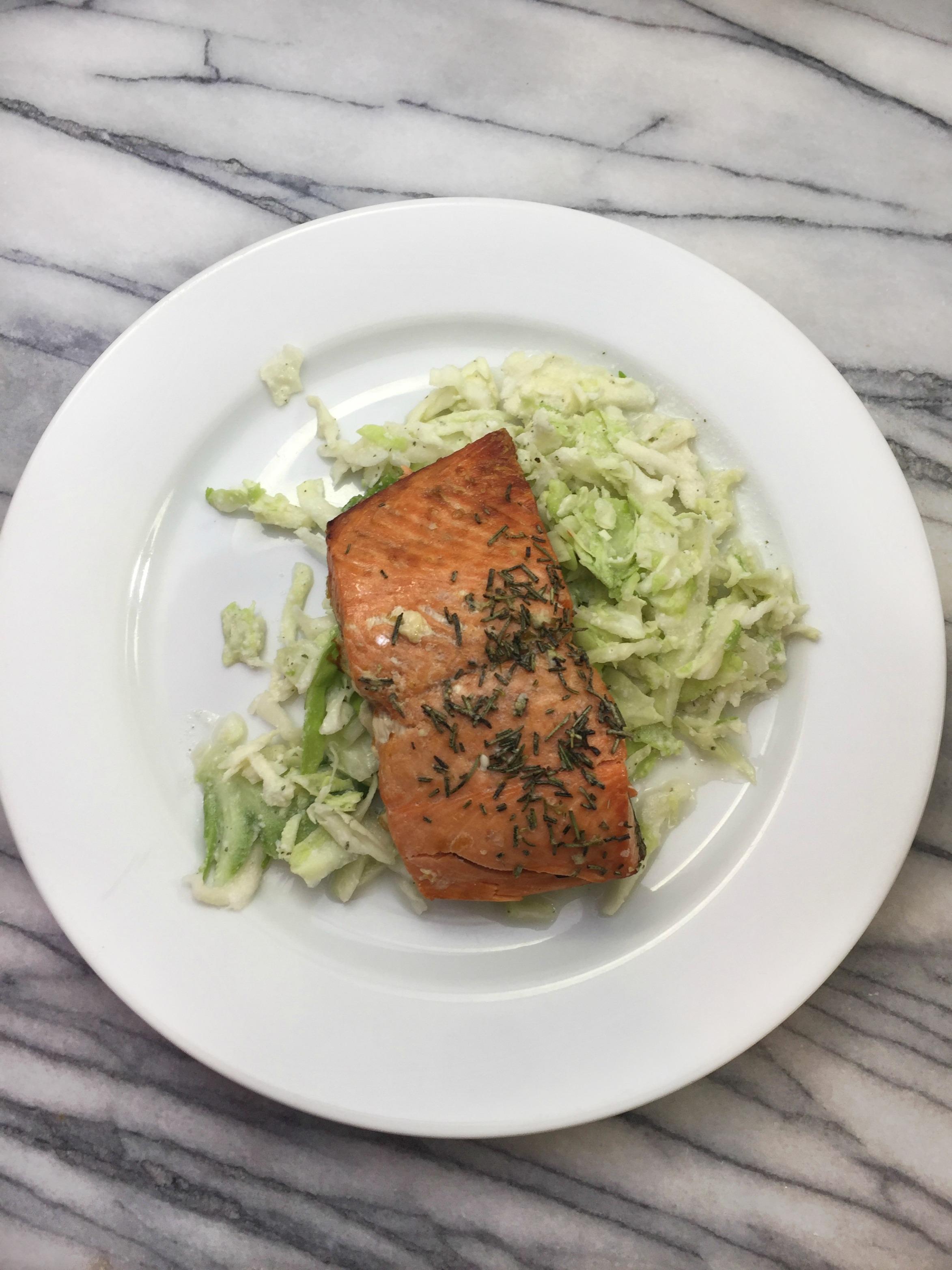Clean Eating Salmon
