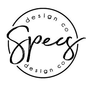 Specs Design Co Etsy