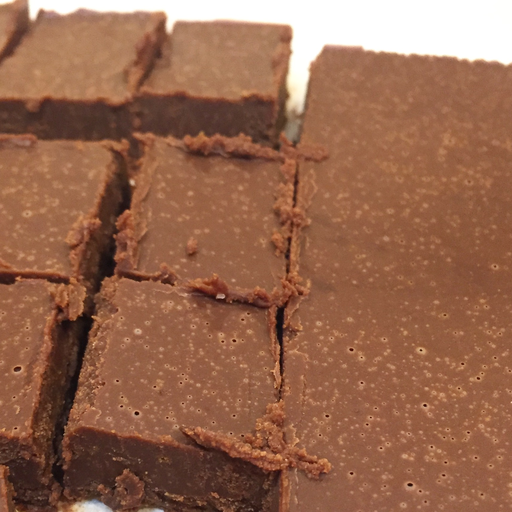 Clean Eating Fudge
