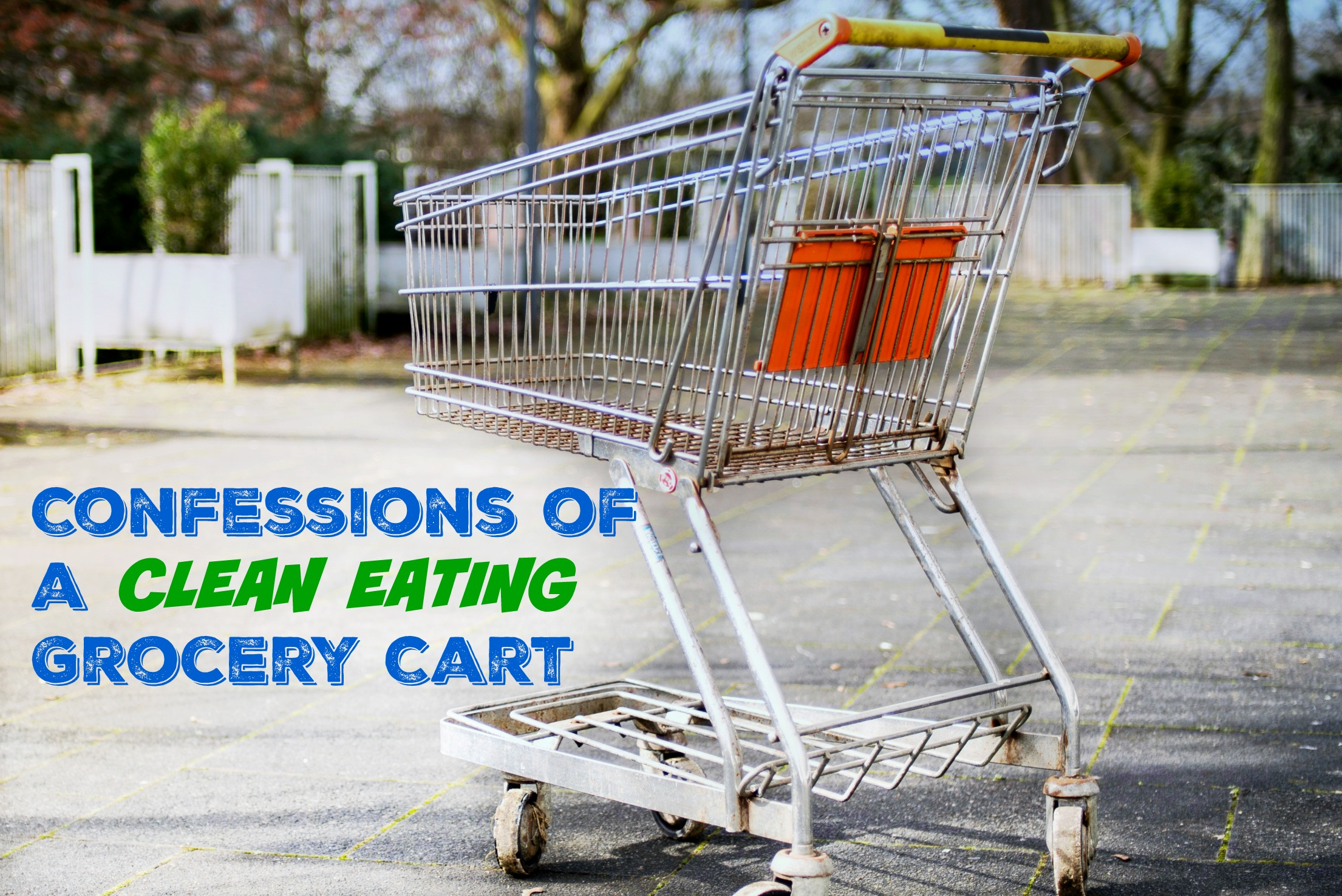Cleanly Consumed Confessions of a Clean Cart