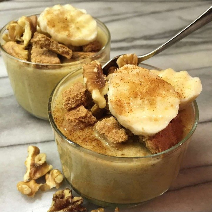 Dairy Free Banana Pudding