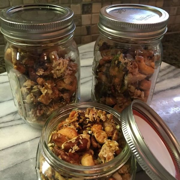 Grab and Go Trail Mix