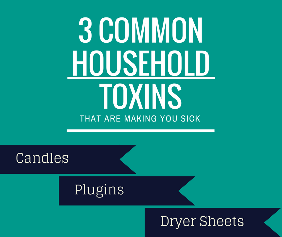 Household Toxins Cleanly Consumed