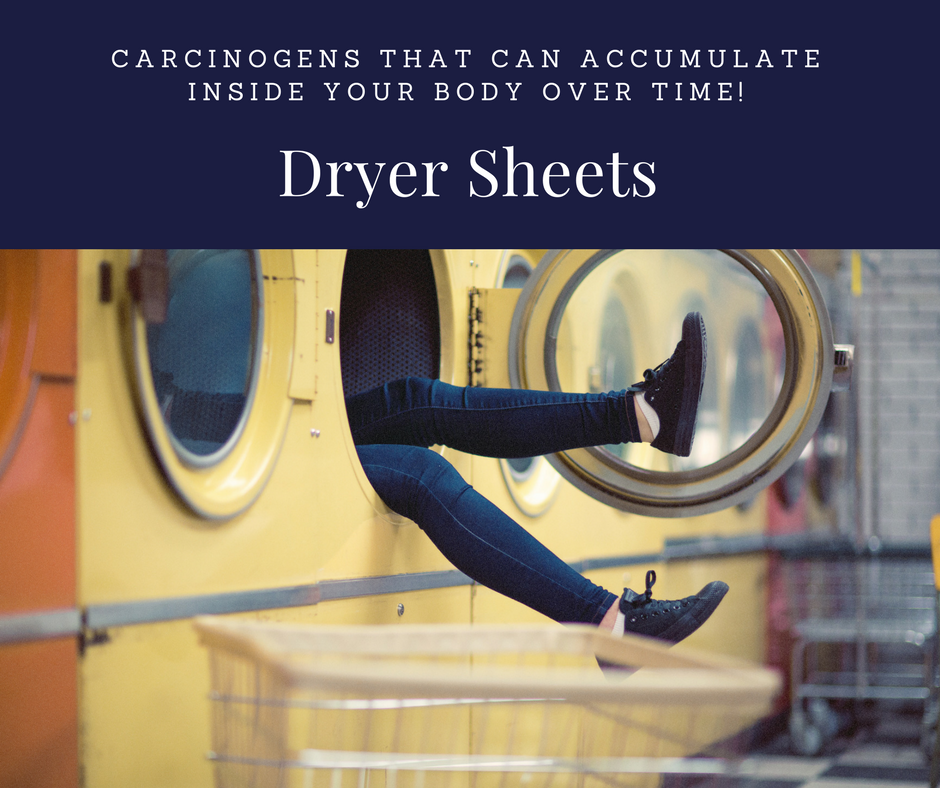 Dangers of Dryer Sheets Cleanly Consumed