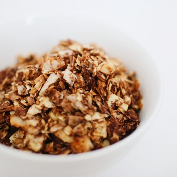 Easy Clean Eating Healthy Granola