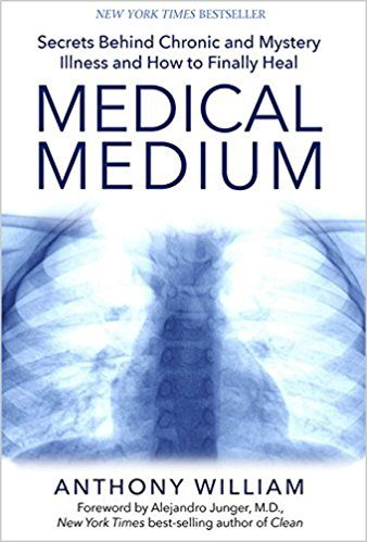 Chronic Illness Cures by Medical Medium
