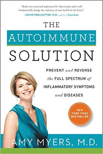 Chronic Illness Cures The AutoImmune Solution Book