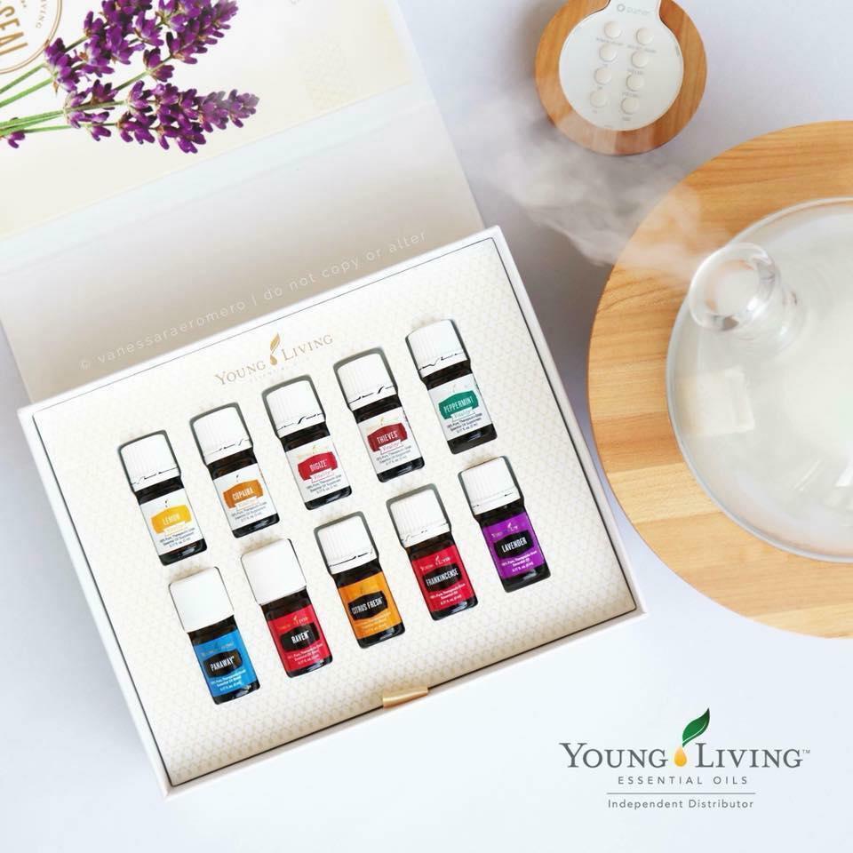 vida joven aceites esenciales