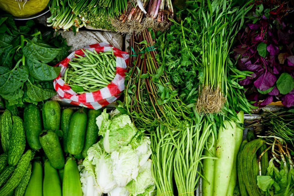 IBS Diet Rotating Greens