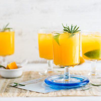 Easy DIY Natural Electrolyte Drink