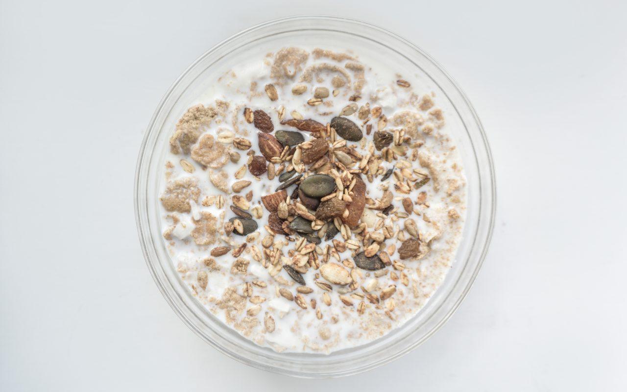 Easy Instapot Oatmeal