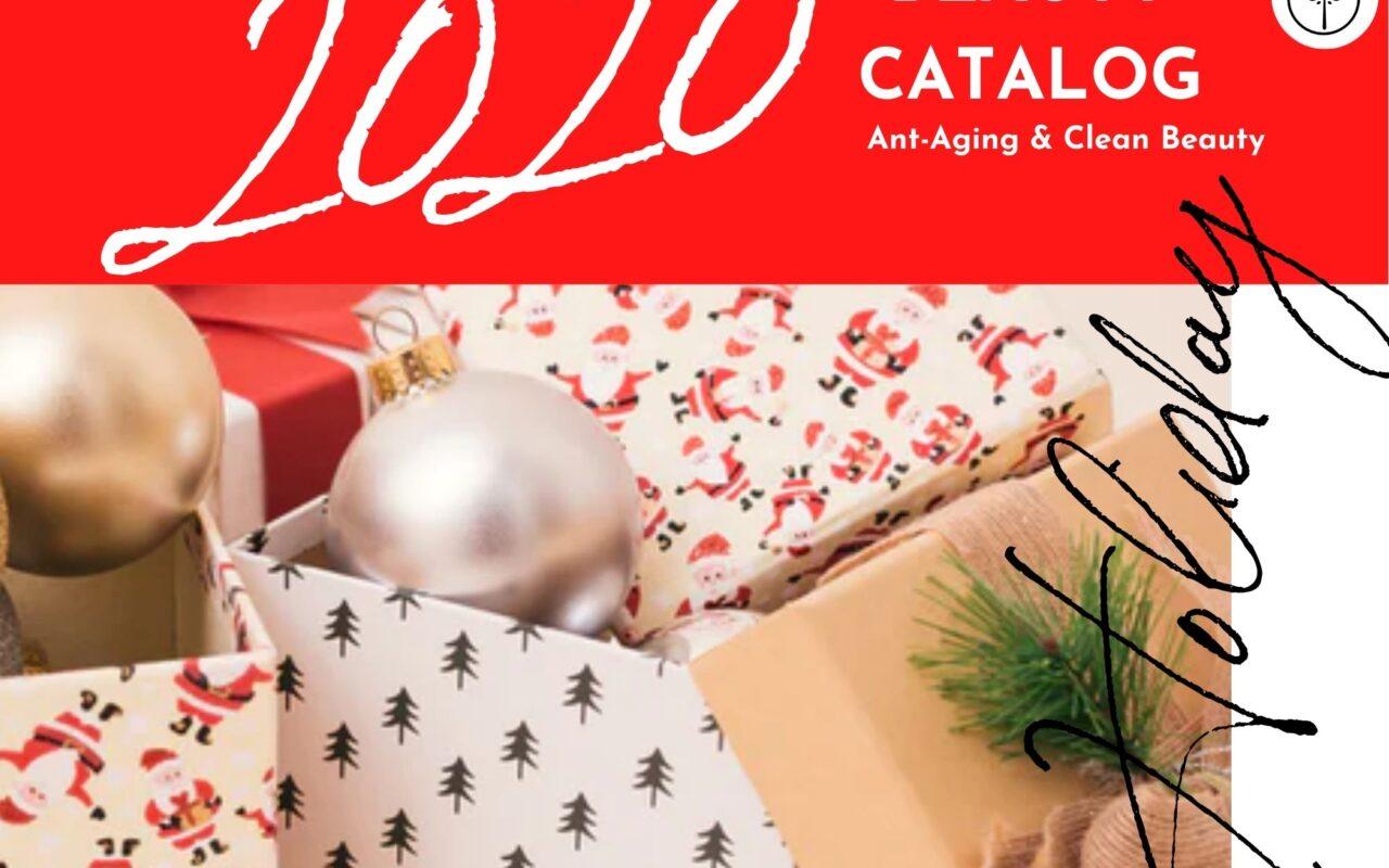 Clean Beauty Holiday 2020 Catalog