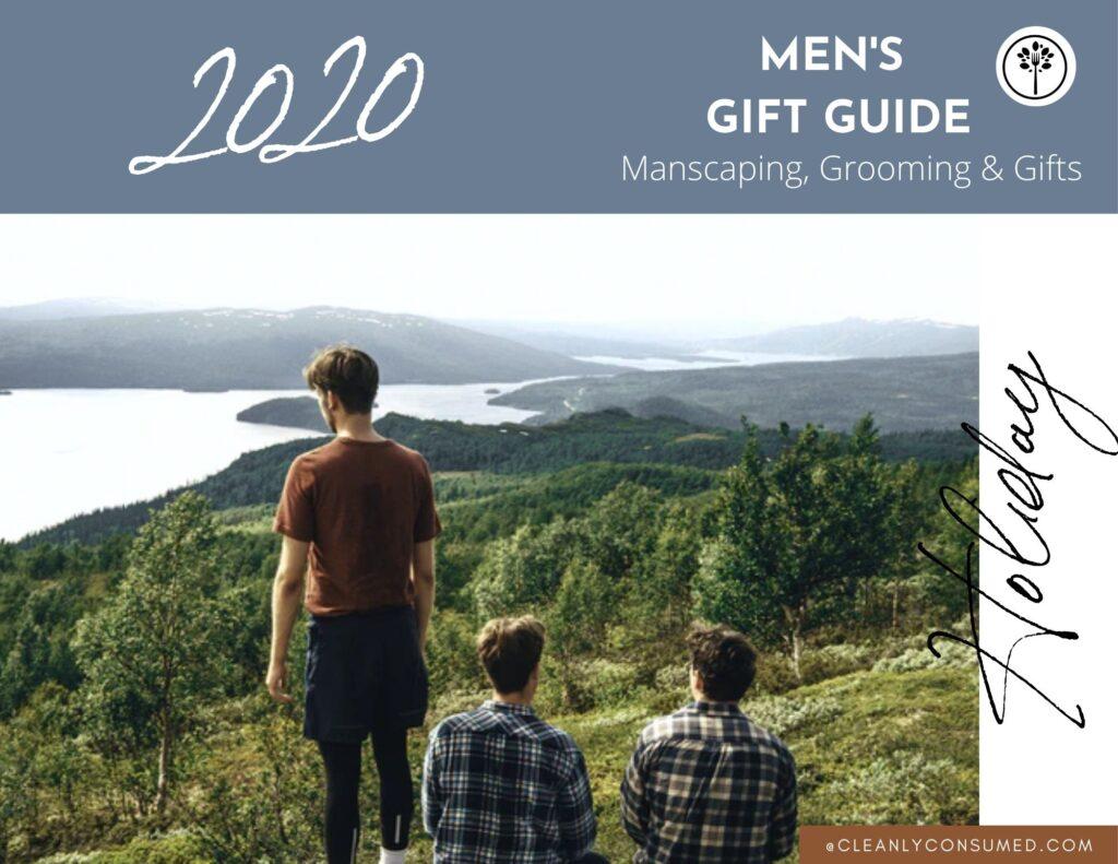 Men's Gift Guide 2020