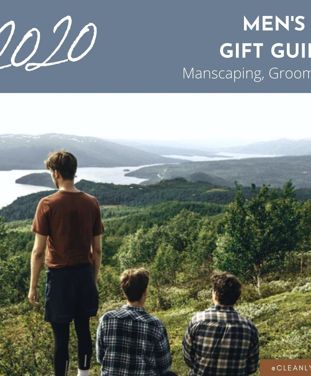 Manscaping and Grooming Gift Guide for 2020